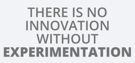innovation-experiementation