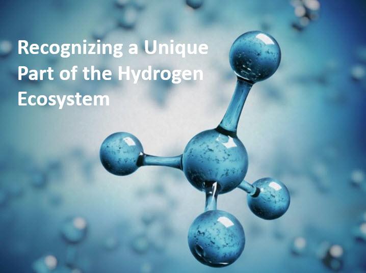 Recognizing a Unique Part of the Hydrogen Ecosystem